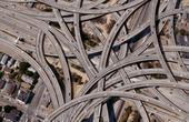 中国最复杂的立交桥,走一个月都不带走对的,老司机都快崩溃了!
