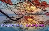 """《贺新郎·梦冷黄金屋》蒋捷 视频朗诵""""空掩袖 倚寒竹"""""""