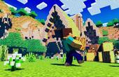 韩梅梅我的世界神剑创造者18:白莲套装!