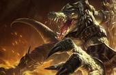 超神解说:荒漠屠夫雷克顿,超猛王者大鳄鱼,线霸吊打诺克