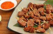 味库美食:牙签羊肉