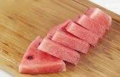 有趣,4种方法花式切西瓜你学会了吗