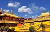 世界上最值钱的黄金顶,30吨黄金打造,为什么禁止游客参观?