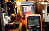 手把手教你修理微波炉、微波炉通电灯亮不加热故障维修