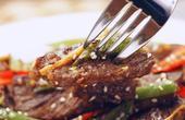美味家常菜小炒牛肉