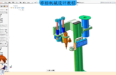 机械:轴承如何添加润滑油,及压装、点胶机构的设计