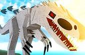 恐怖霸王龙把你们吃光光!