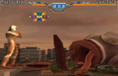 极速游戏解说 奥特曼格斗进化3戴拿奥特战士vs外来特派圆盘生物