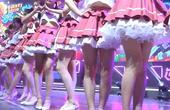 2018Chinajoy 触手showgirl T台走秀 美腿如林