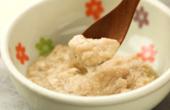 宝宝辅食:三文鱼炖萝卜