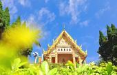中国大陆首座泰国金佛庙