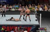 狂野角斗士:美国职业摔角