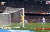 全场集锦:梅西送助攻朗格莱阿尔巴破门,巴萨2-1皇家社会