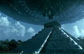 古玛雅人坐UFO重回地球