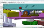 顶升旋转机构中气缸的应用、偏心调整轮组的设计及液压缓冲器的作用及选型