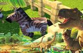秀色解说 我的世界侏罗纪公园2第104期 虎斑马的诞生记