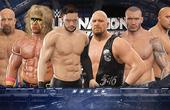 WWE铁笼密室淘汰赛!