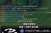 「Nightblue3中文」最新超OP炮娘打野吊打李星!超順風投降是甚麼鬼?被兩個雷包故意雷得嫑嫑的QQ (中文字幕) -LoL 英雄聯盟