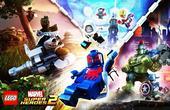 乐高漫威超级英雄2-银河护卫队星爵救出多位被困市民