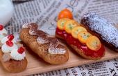 红遍 Ins的闪电泡芙,两百年前它就是法国甜品界当家花旦!