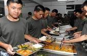 海軍潛艇兵每天伙食都是啥