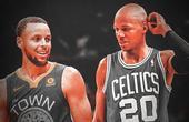 当两位NBA传奇射手库里和雷阿伦在高尔夫球场比拼投篮时,谁赢呢?