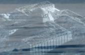 南极大陆发现秘密基地