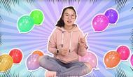 跳舞的气球实验,探索静电diy益智实验