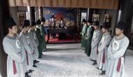 朱元璋侄子被抓,别人本来不说,郑士元分析完又都争相揭发皇侄!