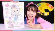 凯利和美美可爱a玩具屋玩具游戏|凯利和玩具图片们朋友zuolun枪玩具图片