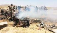 死亡的人???-yf_f-35b刚摔机,阿富汗又出现坠机,直接死亡8人,阿方:被人击落?
