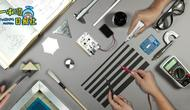 手机维修培训维修案例:YunOS CM810拆机