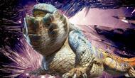 决战岩贼龙!结晶之地的爆炸之王!【怪物猎人:世界】ep24图片