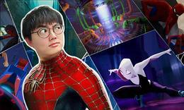 蜘蛛俠平行宇宙就是瞎扯?