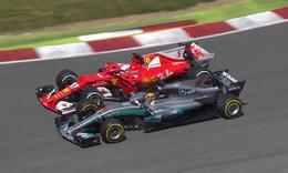 巅峰对决 解读F1西班牙站