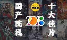 2018年度十大國產佳片盤點