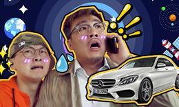 心生嫉妒跪求父亲买车?