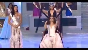 第68届世界小姐总决赛冠军出炉 墨西哥小姐摘得