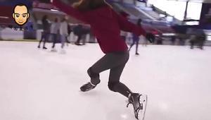 日本奇葩溜冰场,为了吸引顾客,居然把鱼冻死