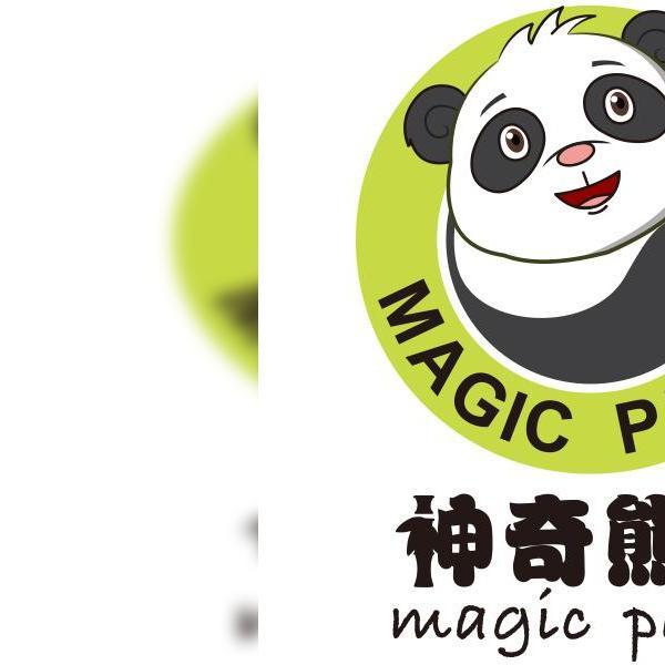 神奇熊猫cartoon