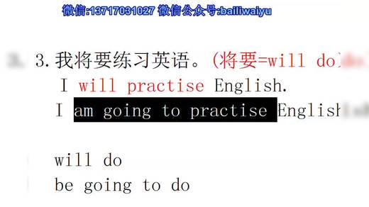 7 五种基本时态一英语语法 英语四六级零基础学英语 英语音标