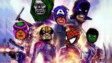 美队+蜘蛛侠=最傻屌的《复联》游戏?