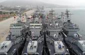 四艘051舰集体光荣退役