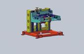 SolidWorks 非标自动化教程:重型滚珠丝杠升降机(下)