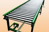 非标自动化设计:辊子输送机的设计,辊子间距、承载、表面处理
