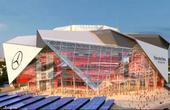 奔驰耗巨资建体育馆?
