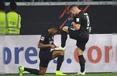 20岁小将约维奇独进5球创德甲新纪录,法兰克福7-1大胜杜塞尔多夫