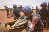 中国维和部队遭炸弹袭击