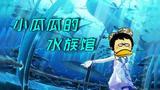 【独播】【小瓜瓜471】瓜瓜水族馆!一不小心就搞成水产市场