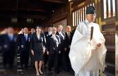 日本多名政要参拜靖国神社